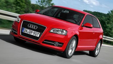 Listino prezzi Audi A3