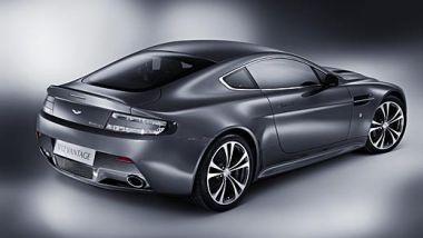 Listino prezzi Aston Martin Vantage V12