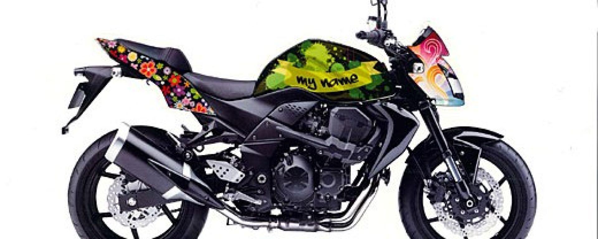 Una Kawasaki per il Nepal