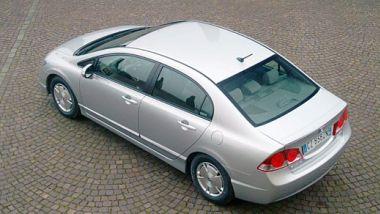 Listino prezzi HONDA Civic Hybrid