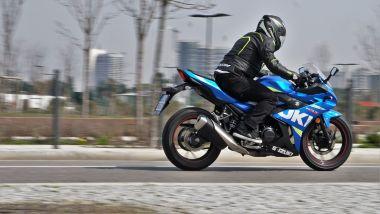 Listino prezzi Suzuki GSX250R