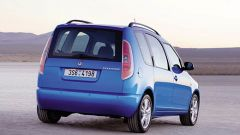 Skoda Roomster - Immagine: 2