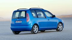 Skoda Roomster - Immagine: 3