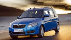 Skoda Roomster - Immagine: 4