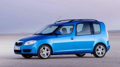 Skoda Roomster - Immagine: 13