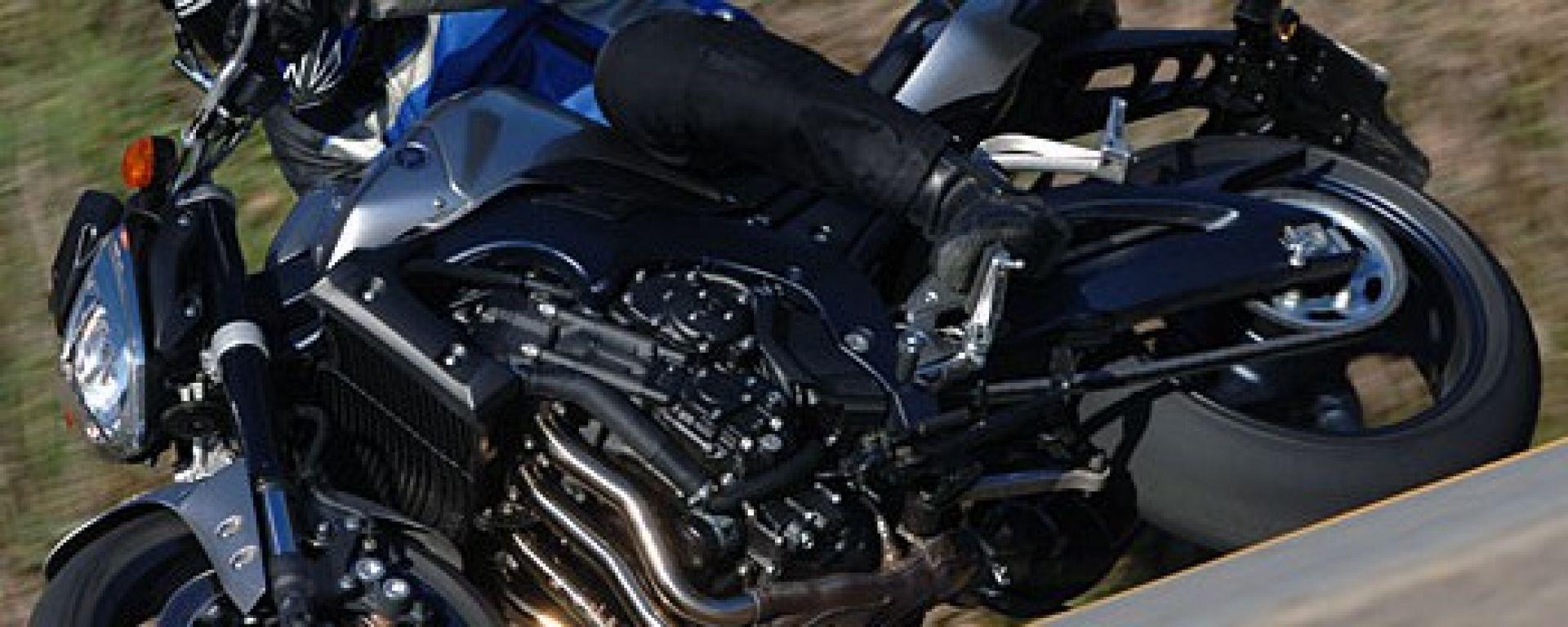Yamaha FZ1 & Yamaha Fazer