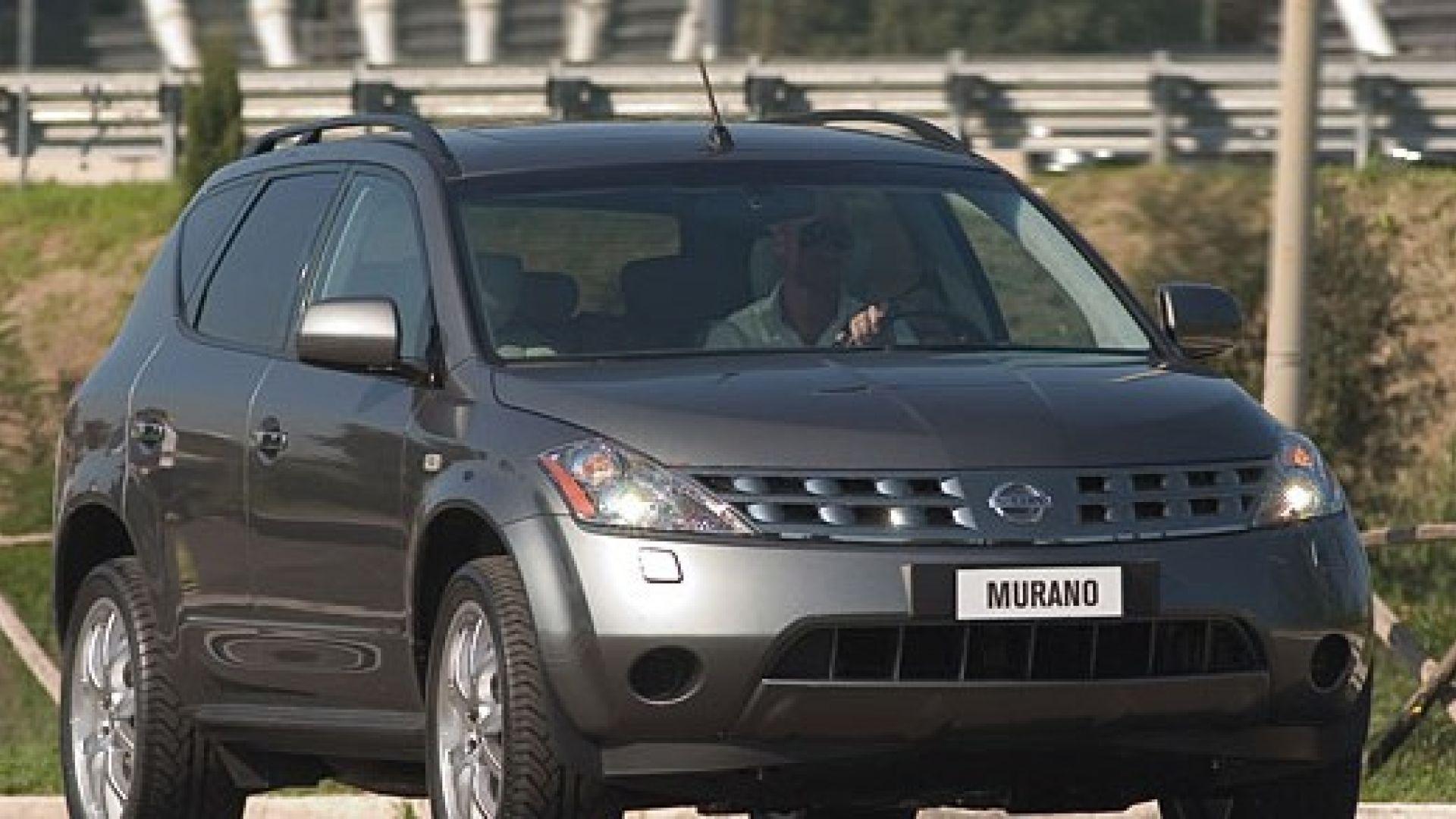 Nissan Murano Granturismo Motorbox