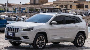 Listino prezzi Jeep Cherokee