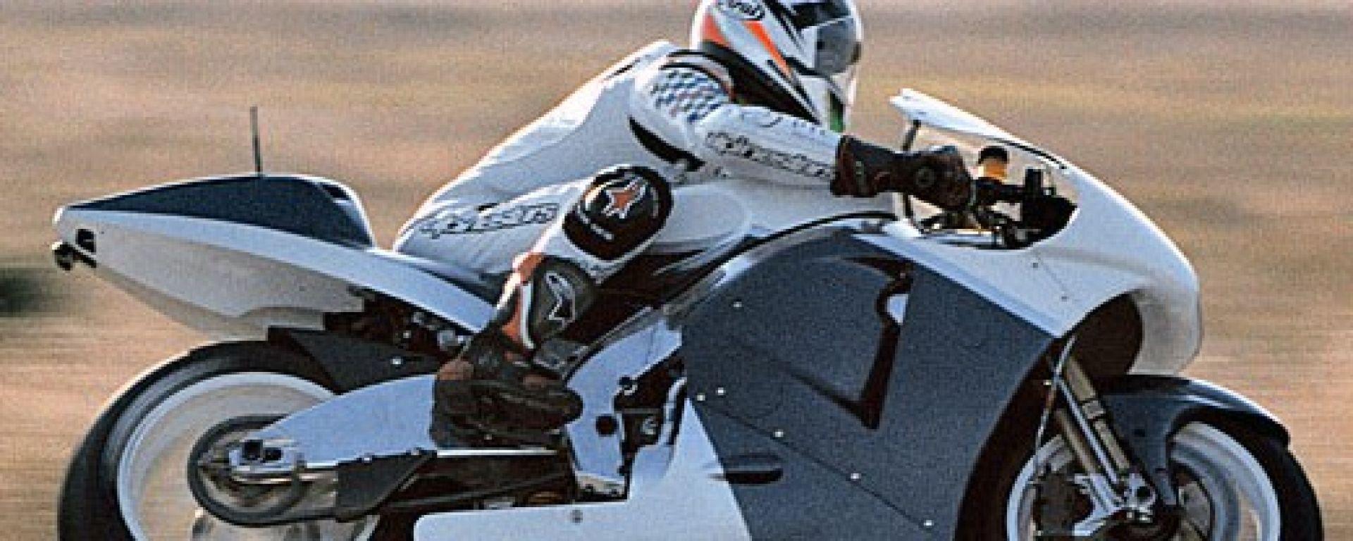 BMW: prove di MotoGP?