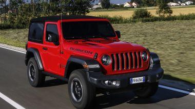Listino prezzi Jeep Wrangler 2p