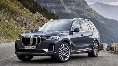 Listino prezzi BMW X7