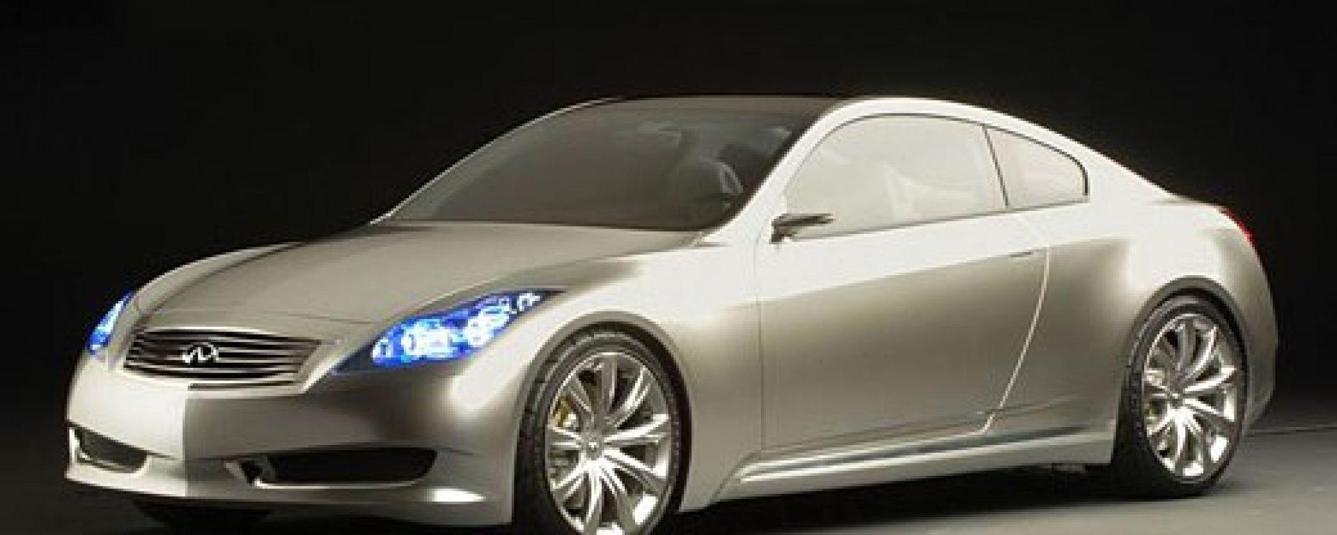 Infiniti Coupe Concept