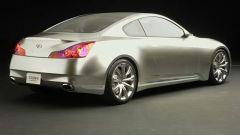 Infiniti Coupe Concept - Immagine: 3