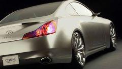 Infiniti Coupe Concept - Immagine: 4