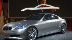 Infiniti Coupe Concept - Immagine: 9
