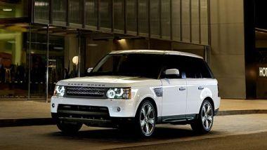 Listino prezzi LAND ROVER Range Rover Sport