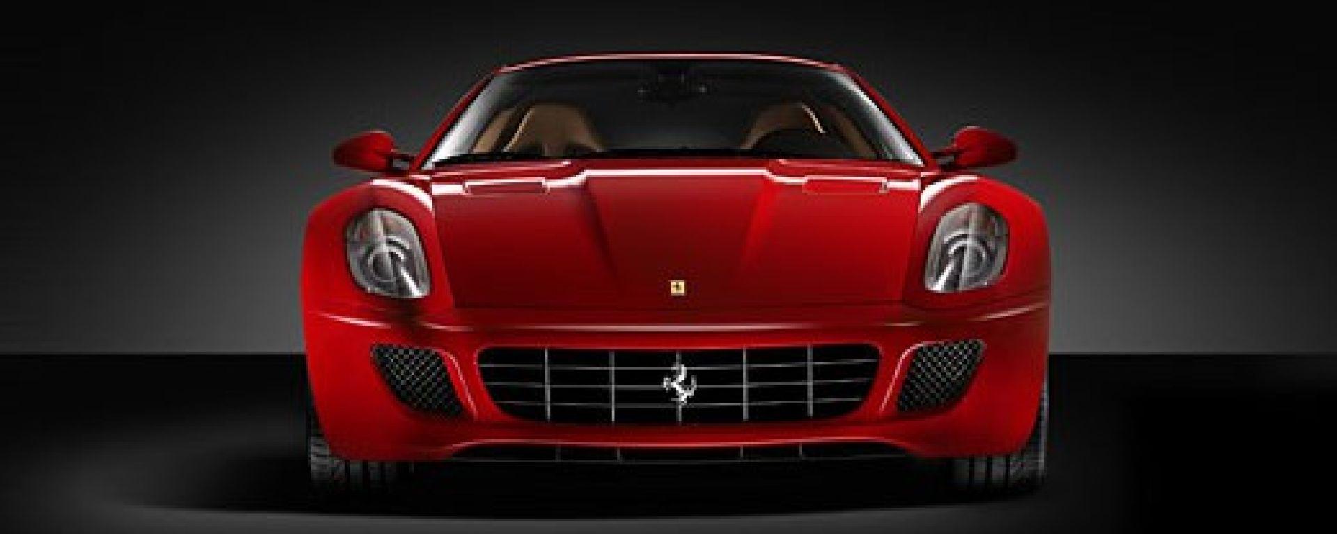 Ferrari F599 GTB Fiorano: le nuove immagini