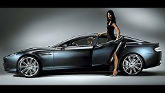 Aston Martin Rapide - Immagine: 4