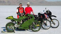 HDT Bulldog: la moto diesel - Immagine: 1