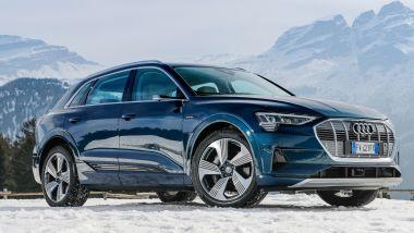 Listino prezzi Audi E-tron