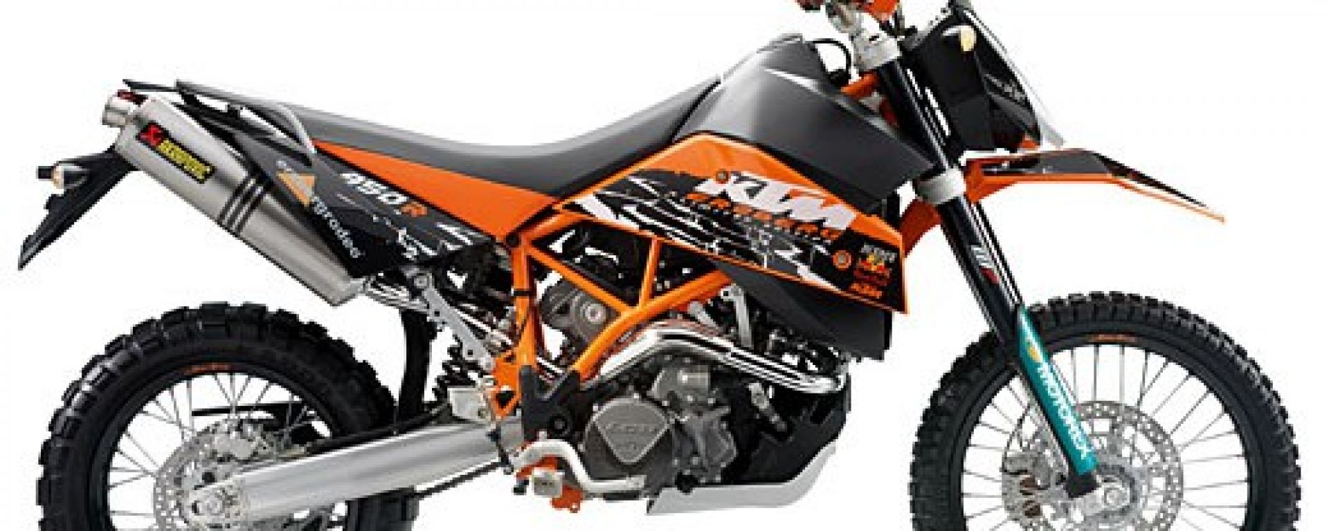 "KTM 950 Super Enduro R ""Erzberg Edition"""