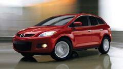 Mazda CX-7: le nuove foto - Immagine: 1