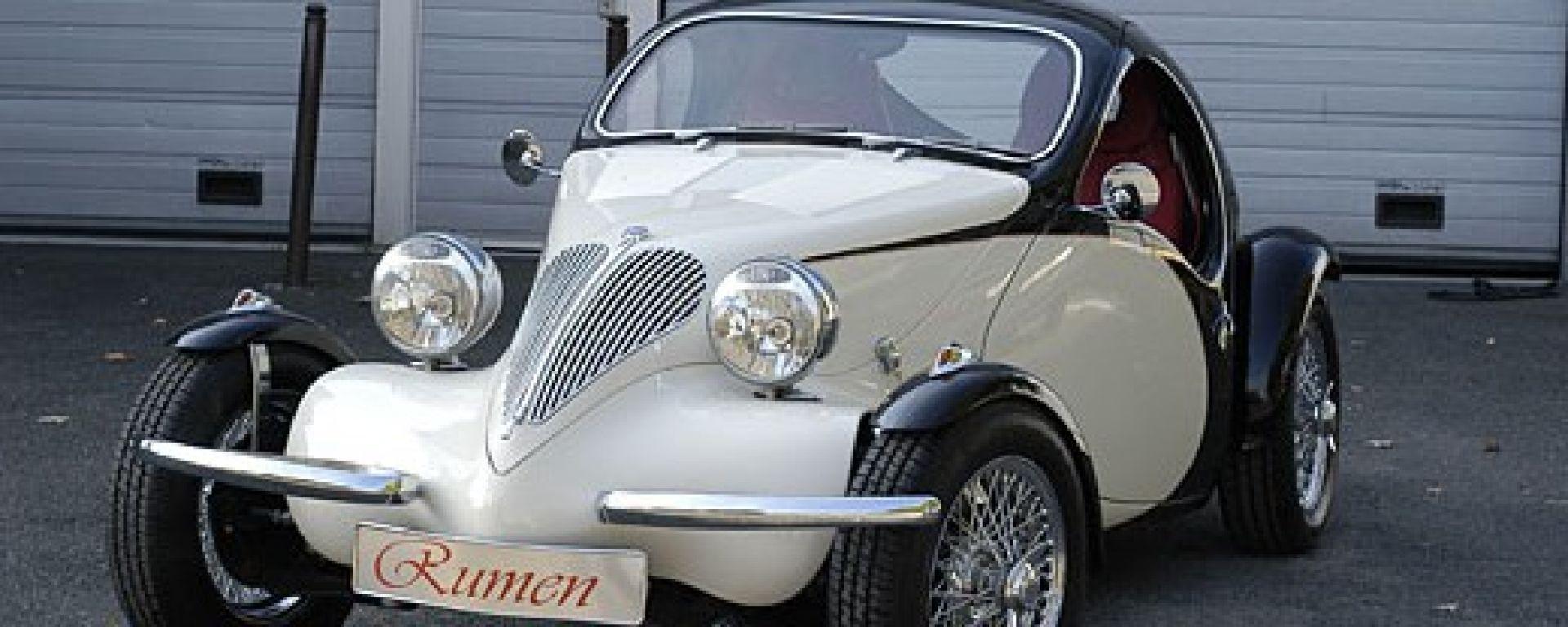 4Stroke Rumen: l'altra Bugatti