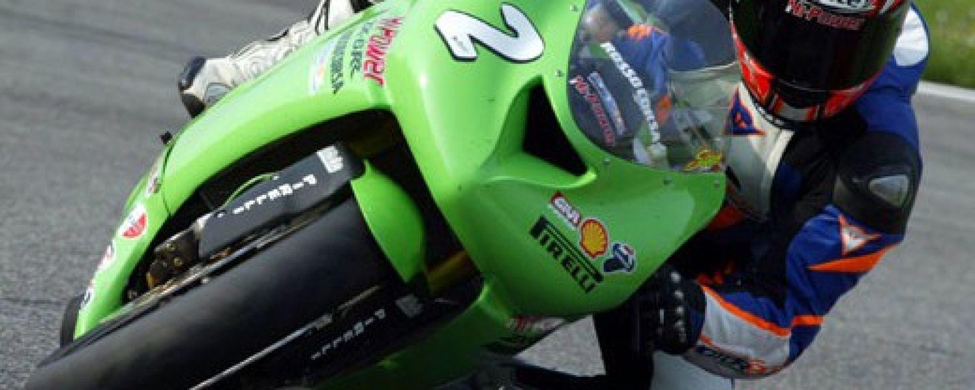 KAWASAKI: già pronto il Ninja Trophy 2006