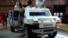 Fiat Oltre: spaghetti Hummer - Immagine: 17