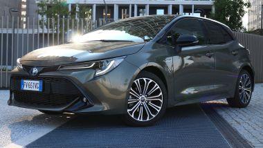 Listino prezzi Toyota Corolla