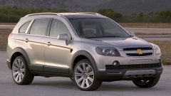 Chevrolet Captiva - Immagine: 2