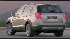 Chevrolet Captiva - Immagine: 4
