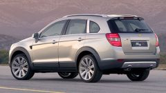 Chevrolet Captiva - Immagine: 5