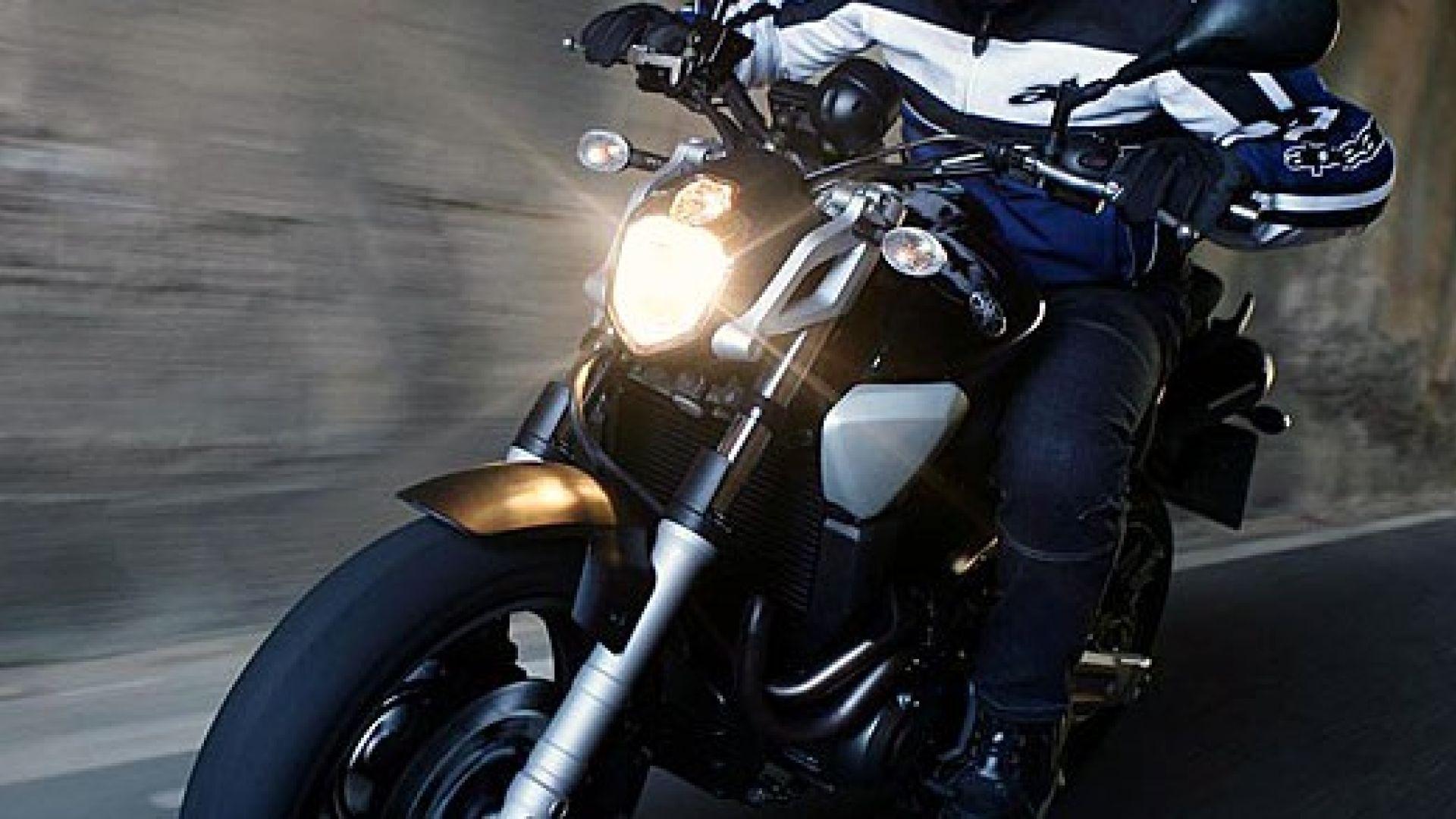 Immagine 7: Yamaha MT-03