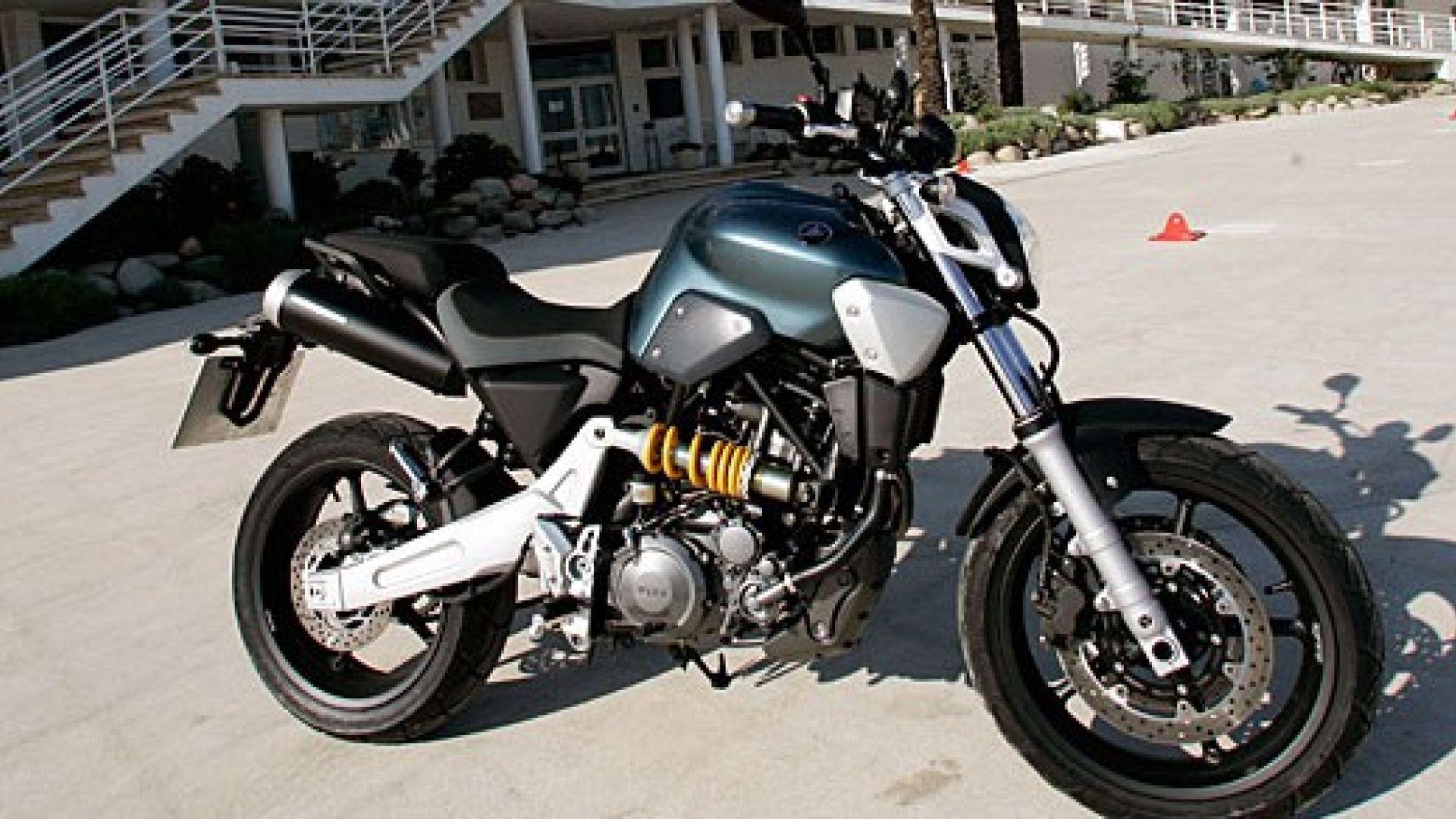Immagine 13: Yamaha MT-03