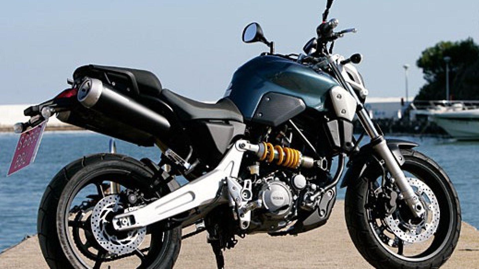 Immagine 14: Yamaha MT-03