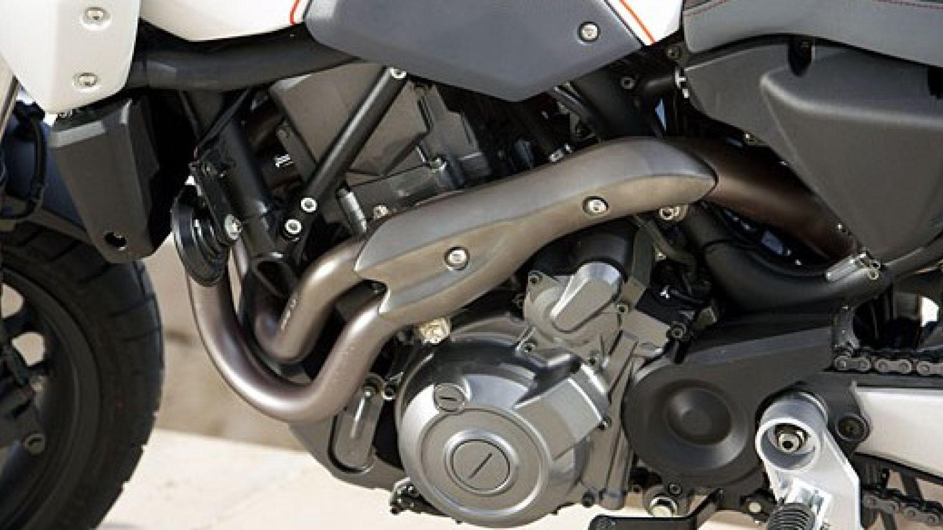 Immagine 23: Yamaha MT-03