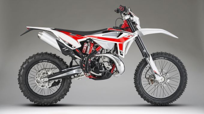 Beta Motorcycles RR gamma 2020