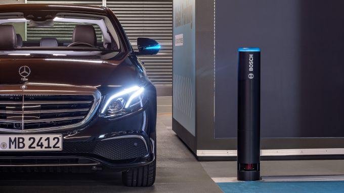 Parcheggio autonomo AVP