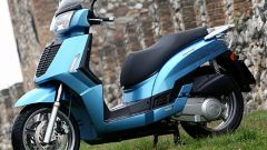 Kymco People S 250 - Immagine: 4