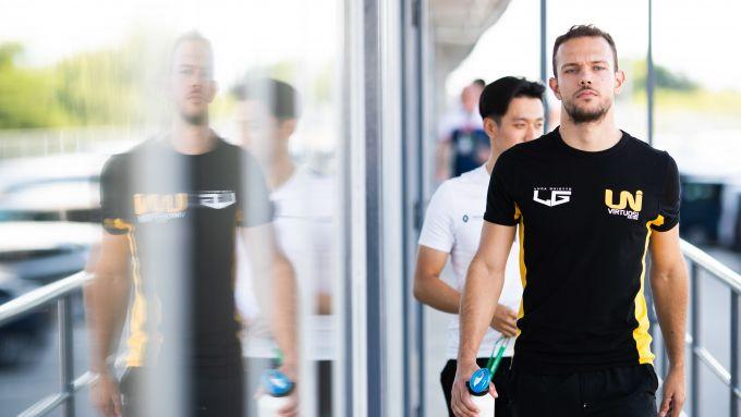 Ghiotto nel weekend della Formula 2 in Ungheria