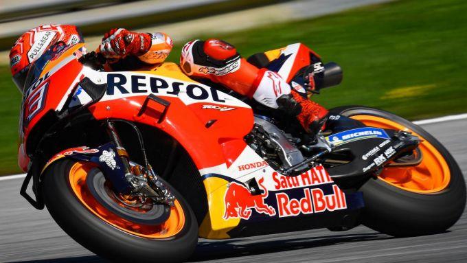 MotoGP Austria 2019, Spielberg: Marc Marquez (Honda)