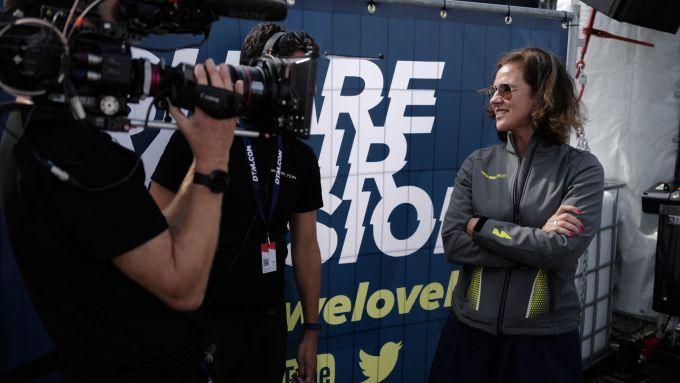 W-Series, Catherine Bond-Miur intervistata ad Assen