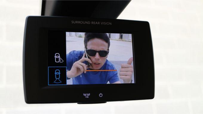 Citroen Berlingo Van: lo specchio retrovisore elettronico
