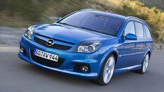 Opel Astra e Zafira OPC - Immagine: 4