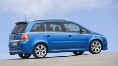 Opel Astra e Zafira OPC - Immagine: 13