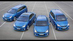 Opel Astra e Zafira OPC - Immagine: 16