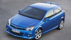 Opel Astra e Zafira OPC - Immagine: 26