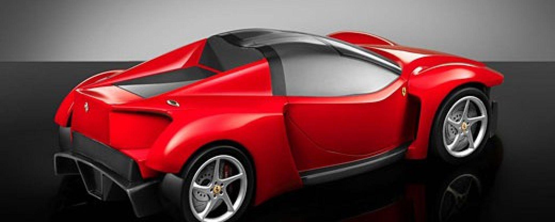 Ferrari: i Nuovi concept del Mito