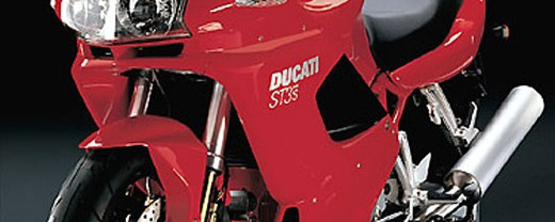 Ducati ST3s ABS